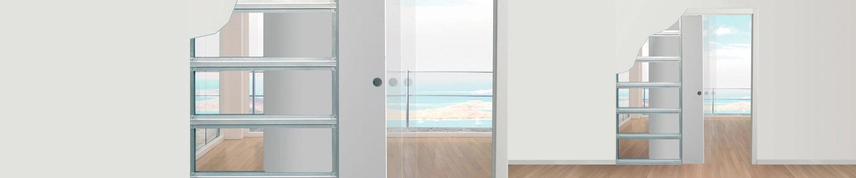Eclisse porte per disabili tutto su ispirazione design casa - Controtelai per porte a scomparsa ...