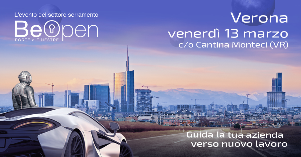 BE OPEN VERONA 13 MARZO ALCOFER FEREXPERT